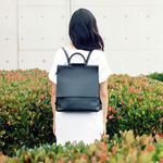 Picture of Fashion Leather backpack